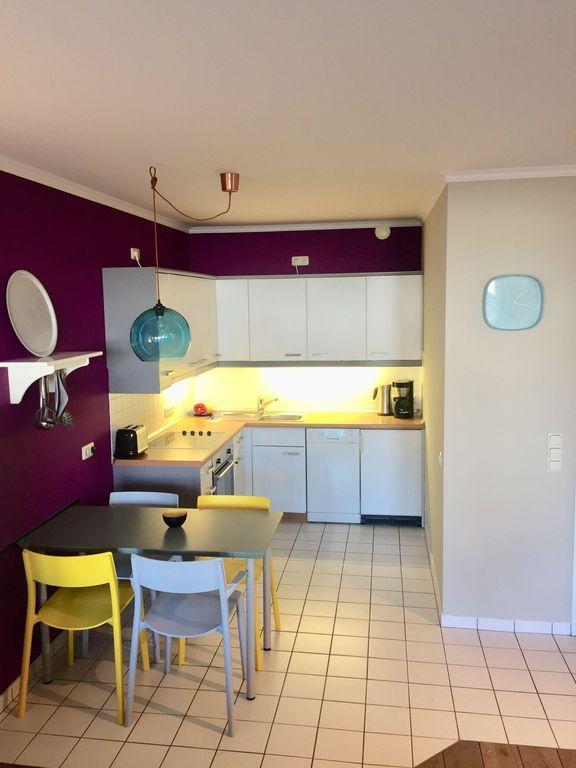 Mit Ausblick Apartment für 4 Personen