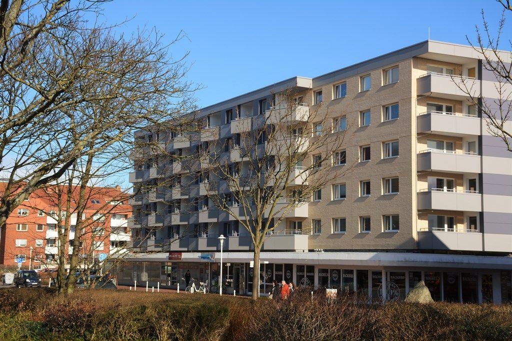 Funcional apartamento en Westerland