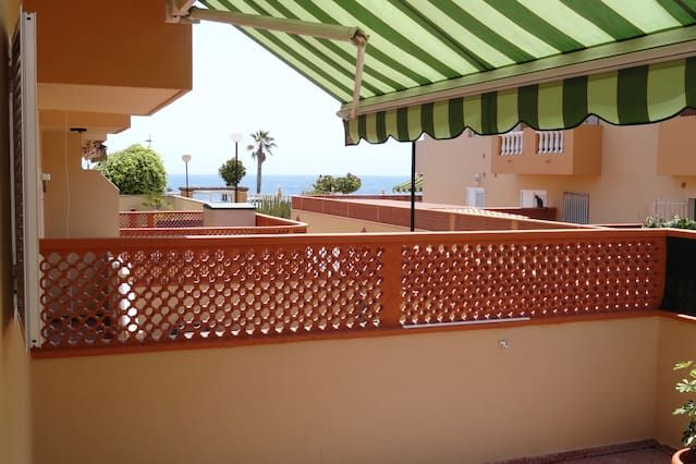 Flat with swimming pool in Candelaria