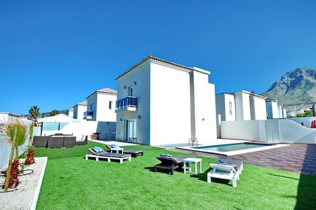 Villa de lujo en Costa Adeje