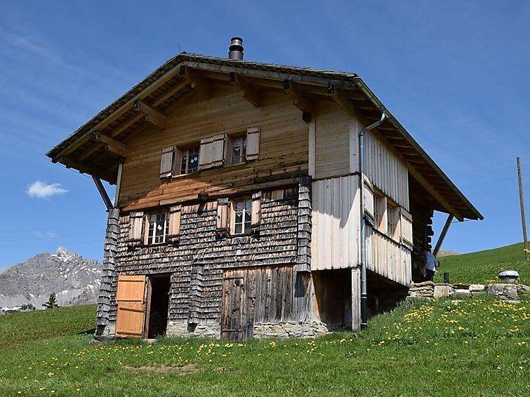 Piso de 1 m² con balcón