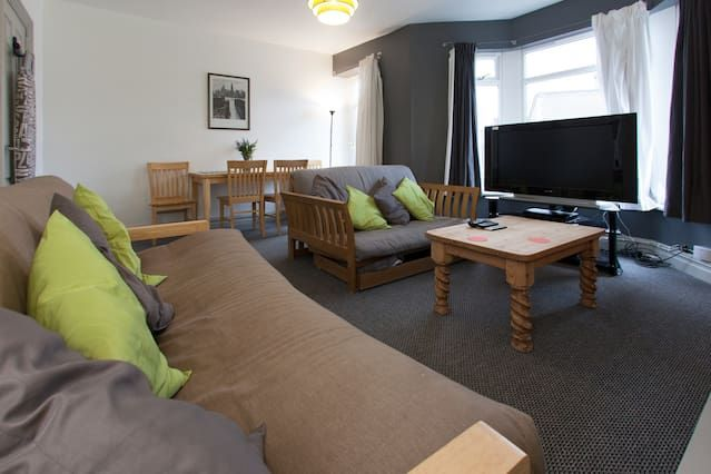 18 m² holiday rental with parking included