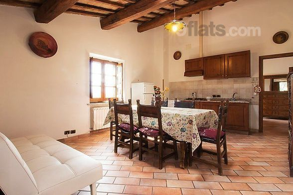 Apartamento de 80 m² en Passignano sul trasimeno