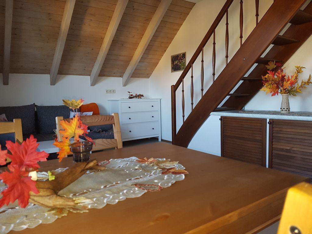 Ferienwohnung auf 25 m² in Eibenstock