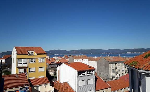 Mit Ausblick Apartment mit Balkon