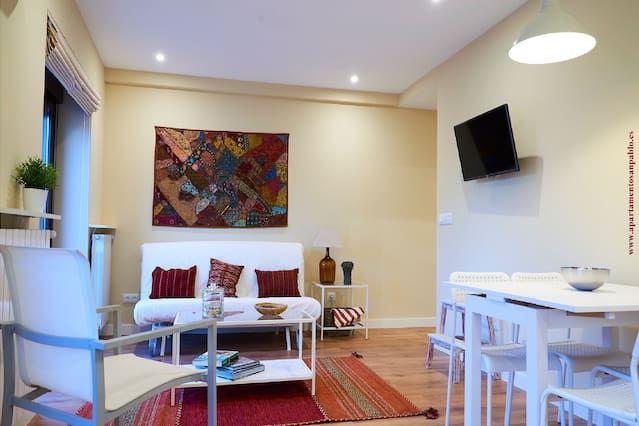 Atractivo alojamiento para 4 huéspedes