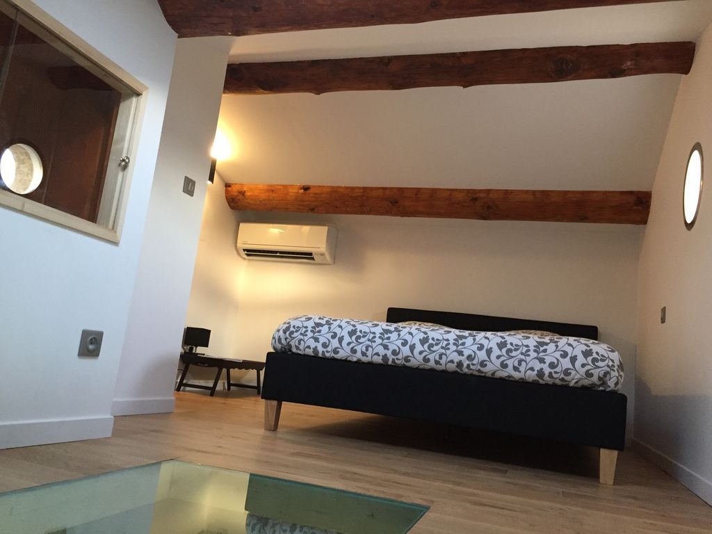 Apartamento en Saint-cannat para 4 huéspedes