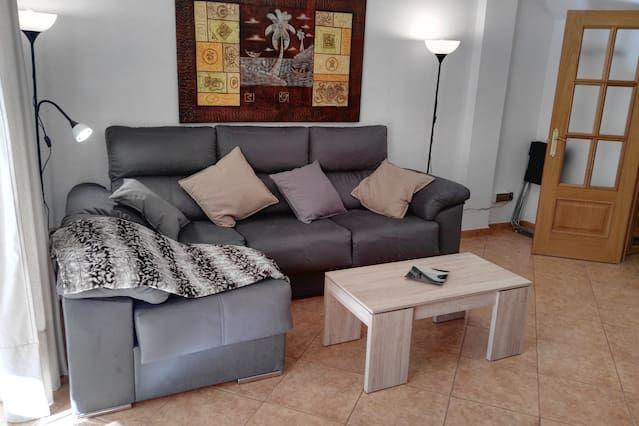 Apartamento en Rincón de la victoria con Internet y Sábanas y toallas