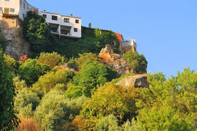Alojamiento con balcón para 5 personas