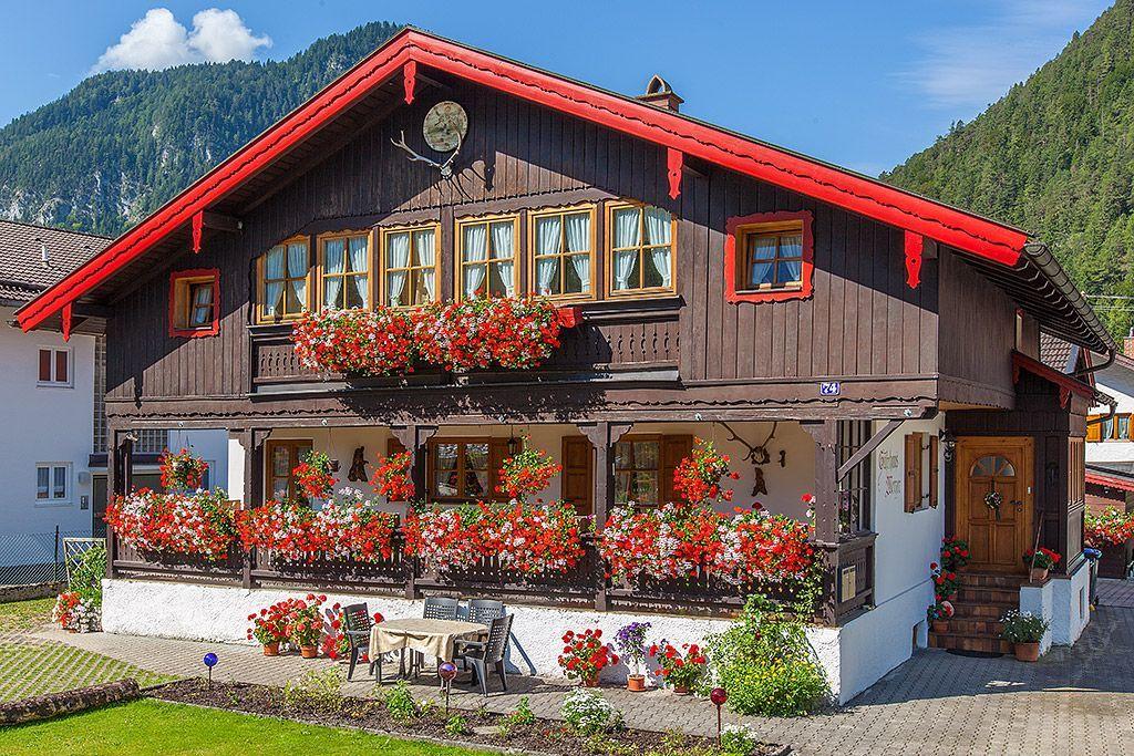 Beliebte Wohnung mit Garten