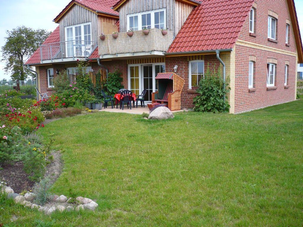 Ferienunterkunft auf 65 m² mit Garten