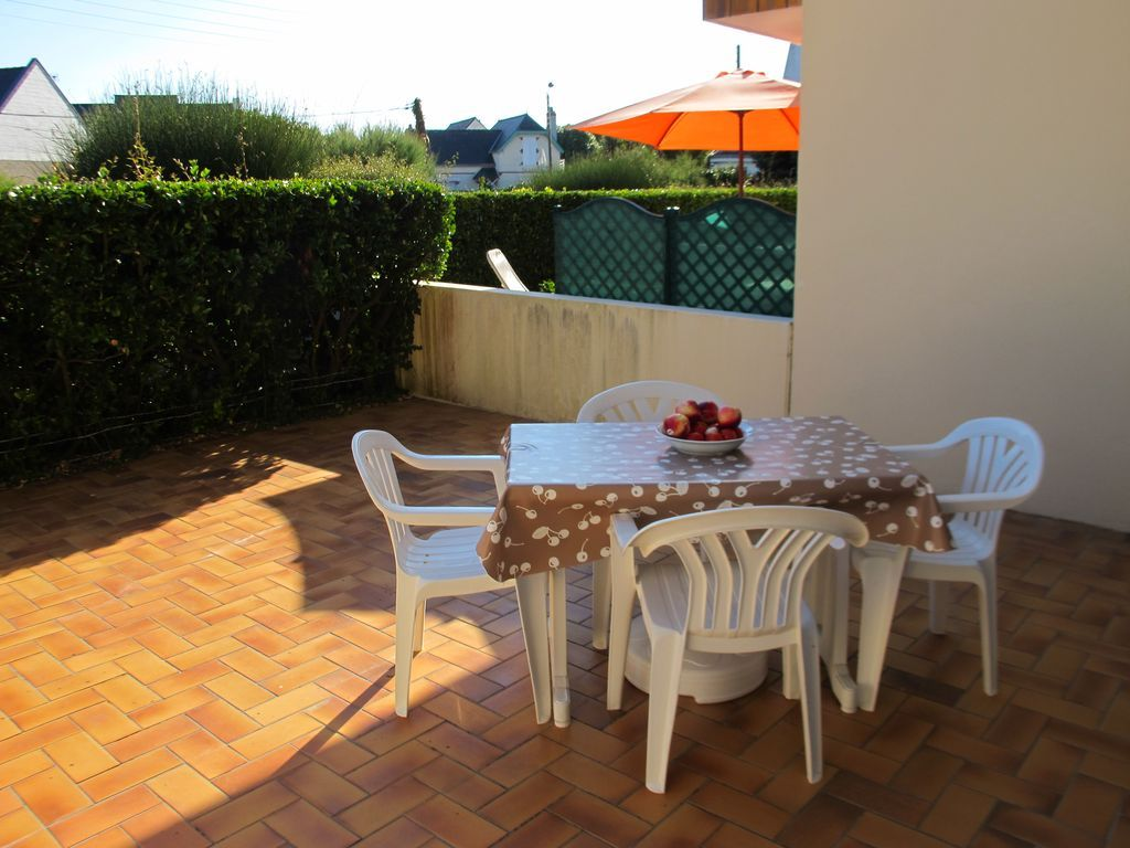 Flat with 1 room in Quiberon