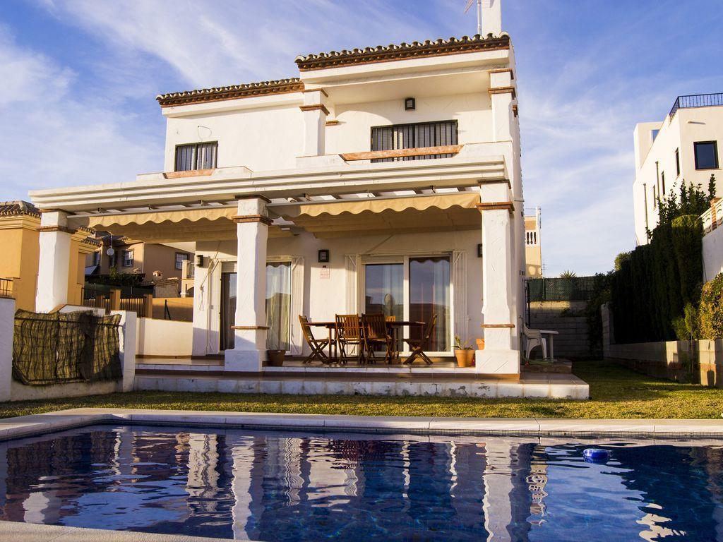 Casa práctica de 140 m²