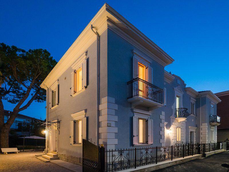 Alojamiento de 5 habitaciones en Senigallia