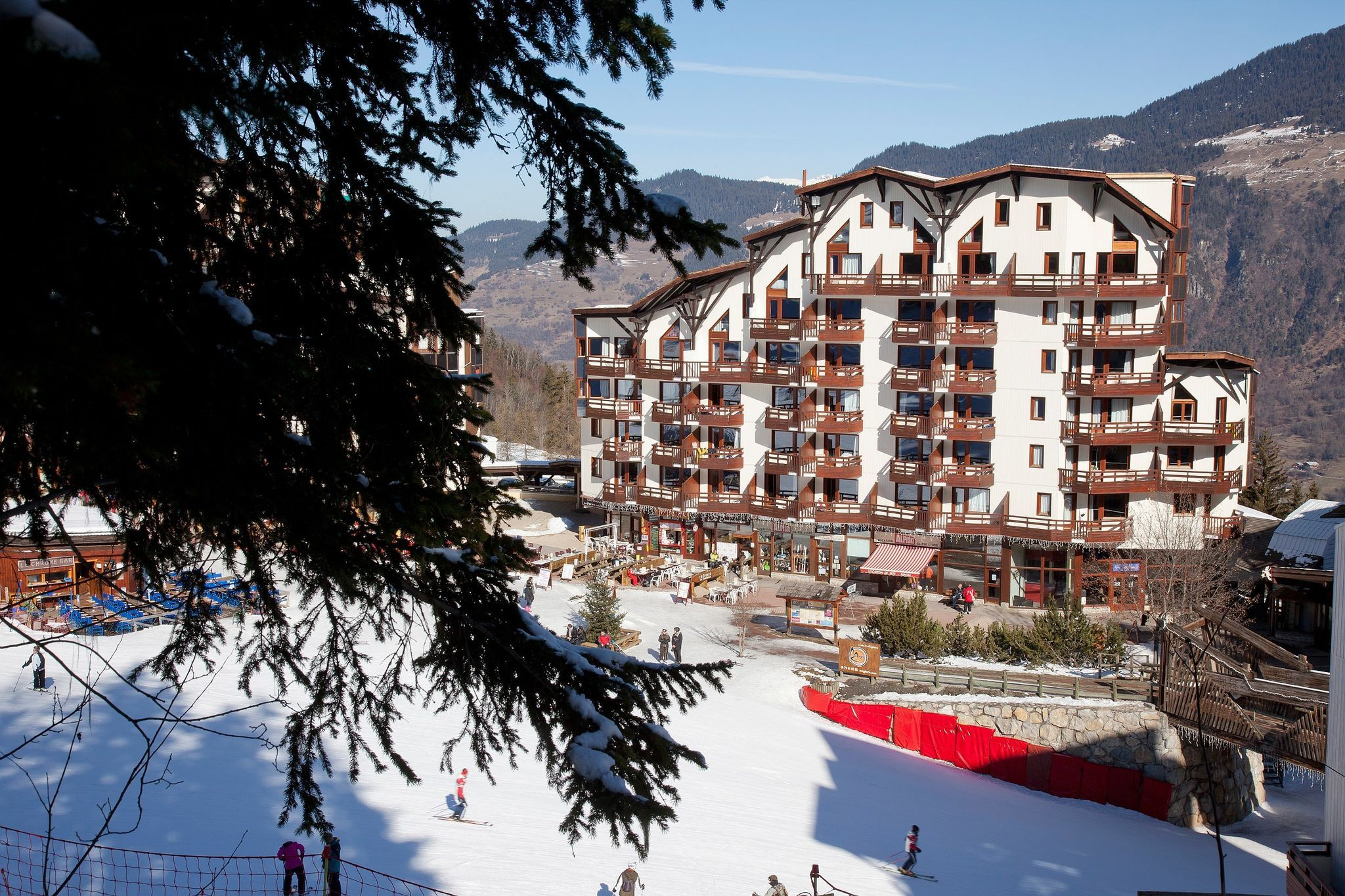 Property with wi-fi in Courchevel