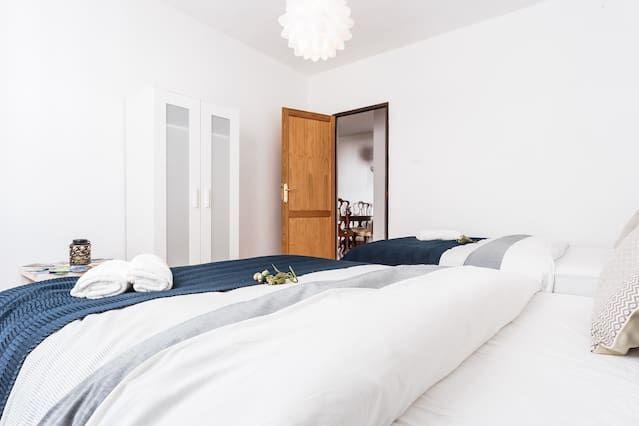 Alojamiento en Los llanos de aridane de 1 habitación