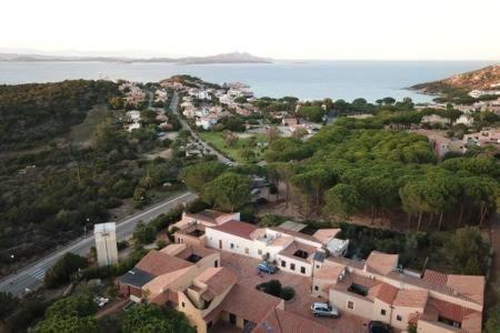 Villetta a Baja Sardinia