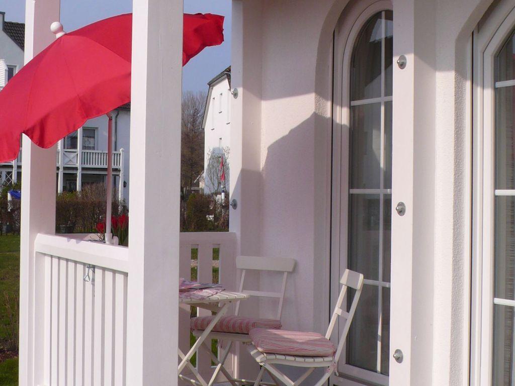 Ferienwohnung mit inklusive Parkplatz de 62 m²