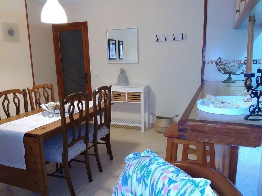 Apartamento equipado de 70 m²