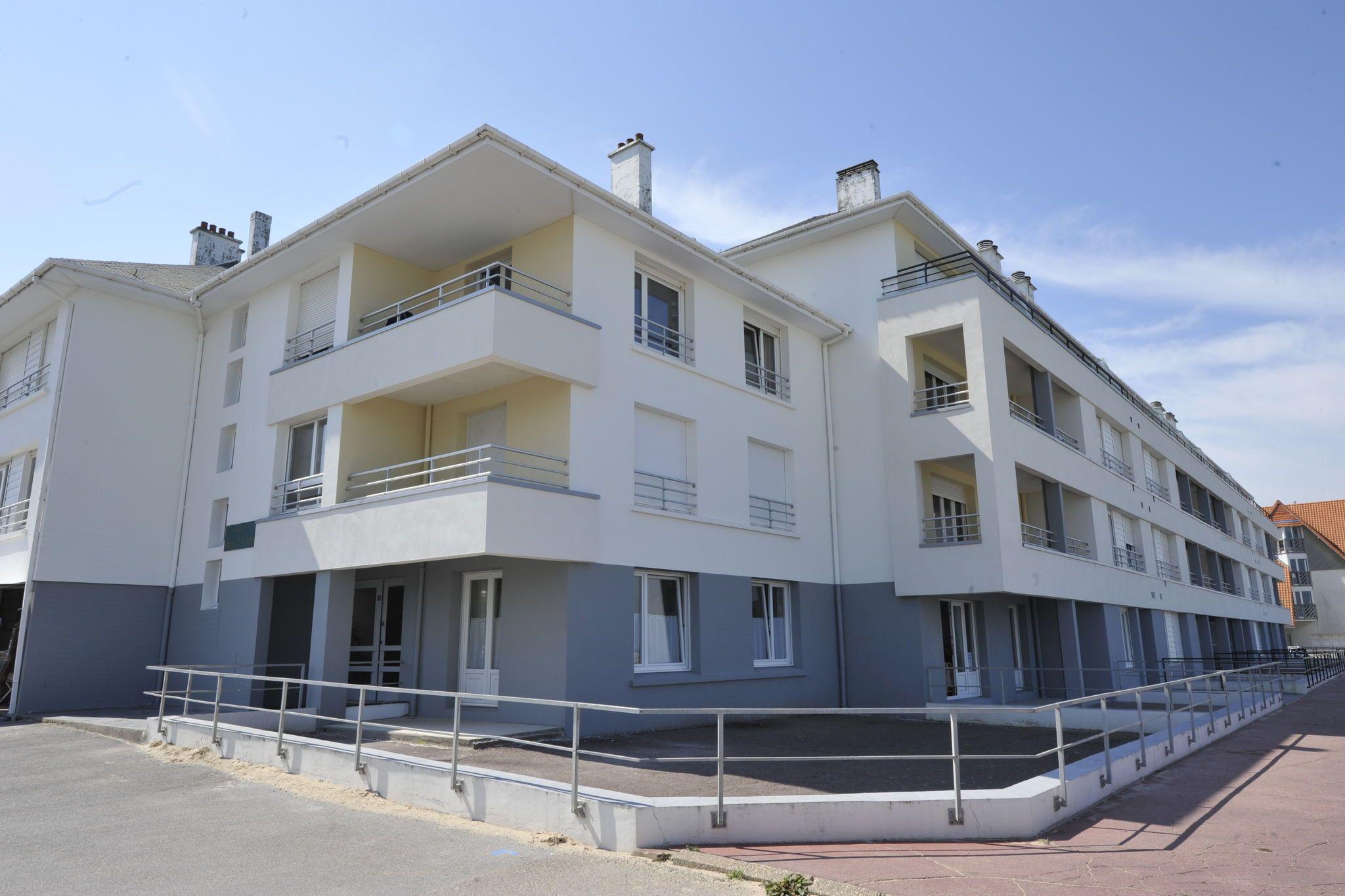 Vivienda de 2 habitaciones en Wissant