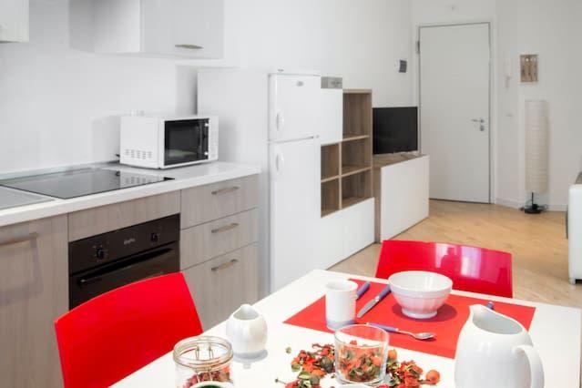 Appartamento di 48 m² per 4 persone