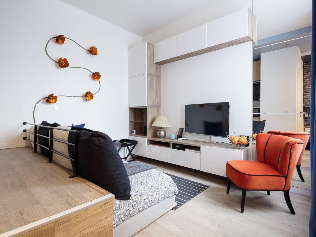 Appartement avec wi-fi pour 3 voyageurs