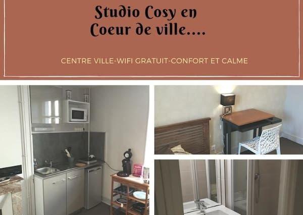 Wohnung auf 18 m² in Limoges