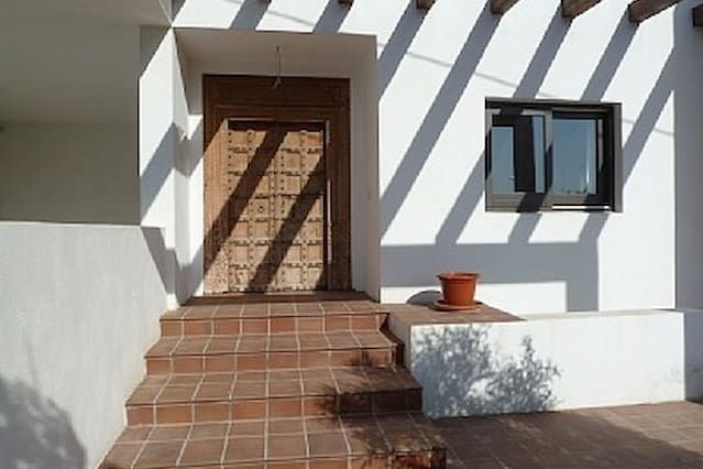 Villa Exclusiva con piscina a 5 min de la playa de Agua Amarga en  Cabo de Gata