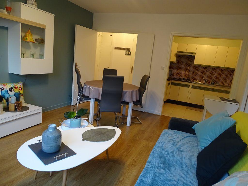 Apartamento con parking incluído en Concarneau
