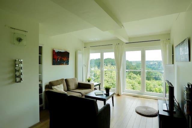 Ferienwohnungen Das Grüne Haus Apartamento, ducha, WC, no fumador