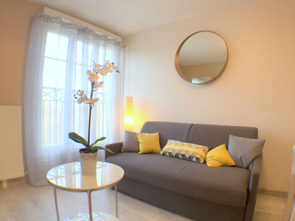 Funcional alojamiento de 20 m²