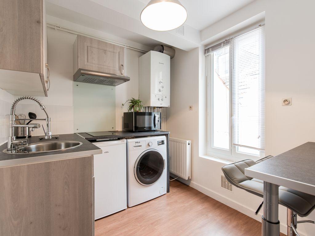 Fonctionnel appartement pour 2 PAX