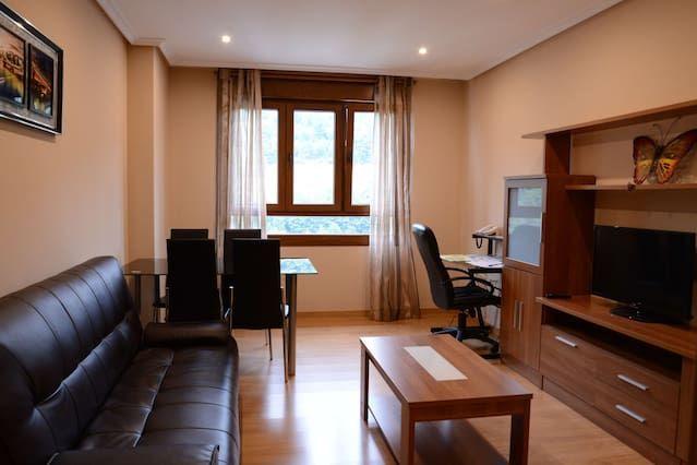 Maravilloso apartamento para 8 huéspedes