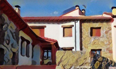 Casa con wi-fi en Navarredonda de gredos