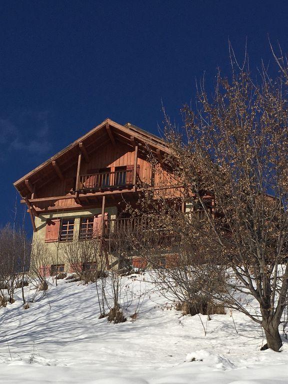 Casa de 6 habitaciones en Villard-reculas