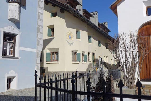 Vivienda de 3 habitaciones en Celerina/schlarigna
