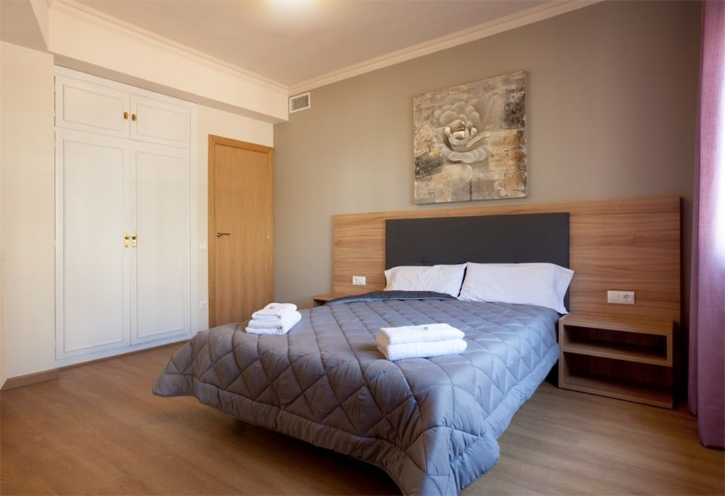 Unique holiday rental for 8 people in Barcelona
