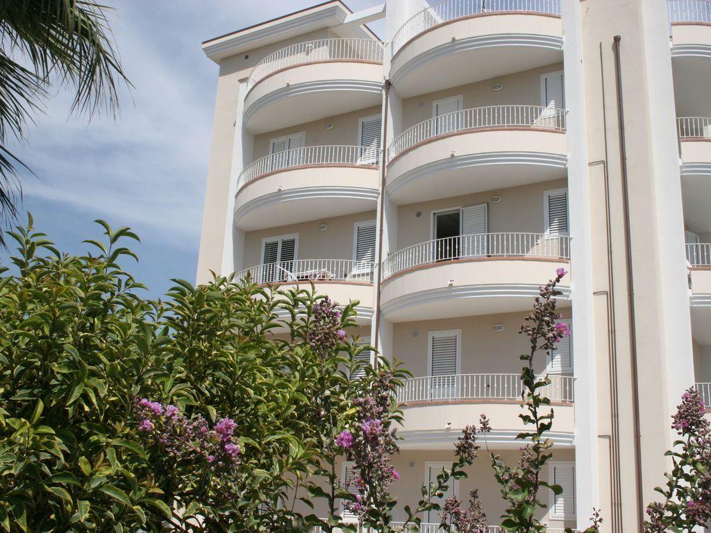 Estupendo alojamiento en Alba adriatica