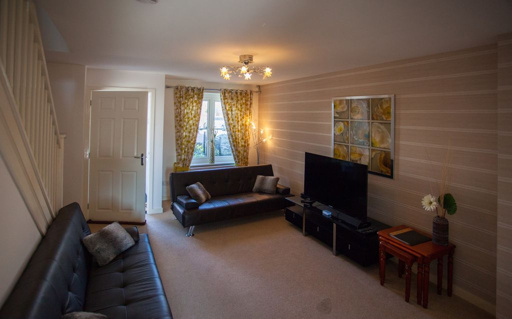 Picturesque holiday home of 3 bedrooms in Glasgow