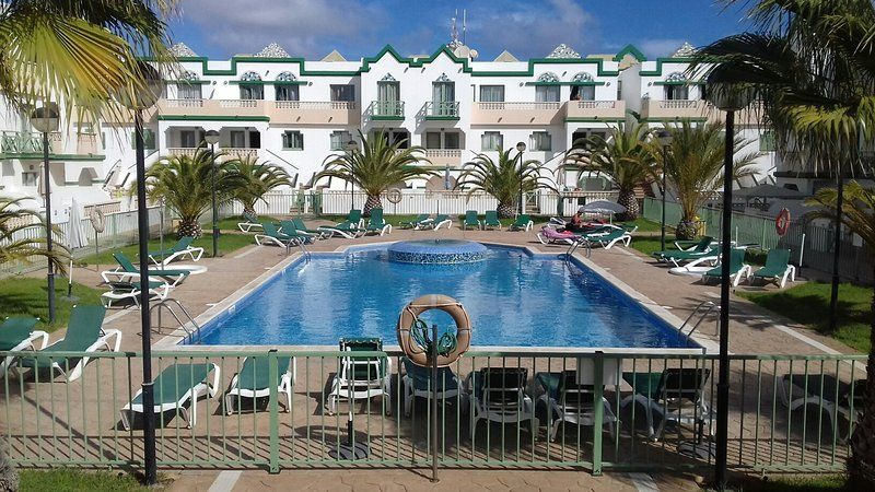 Property for 6 guests with swimming pool