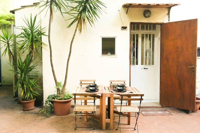 Tourist Flat for 4 guests in Rome