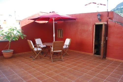 Atractiva casa en Garachico