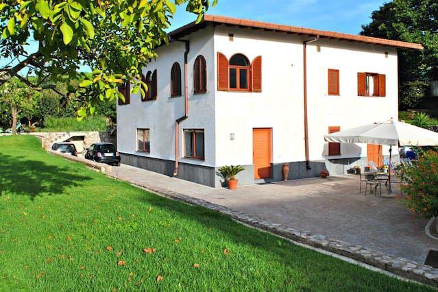 Apartment in villa between Sorrento & Positano 2