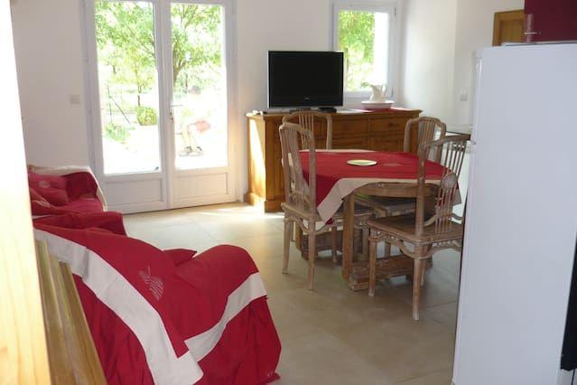 Casa para 4 personas en Monteux