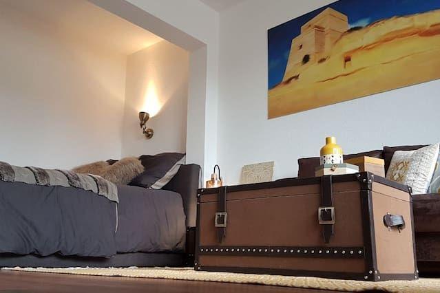 Alojamiento panorámico en Düsseldorf