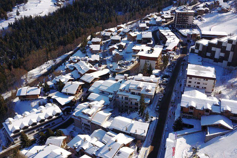 Apartamento de 4 habitaciones en Courchevel village