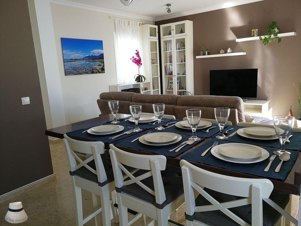 Wohnung auf 110 m² in Caleta de famara
