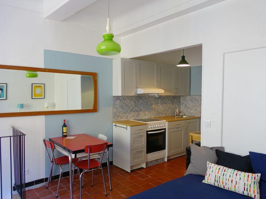 Appartement avec wi-fi pour 2 PAX