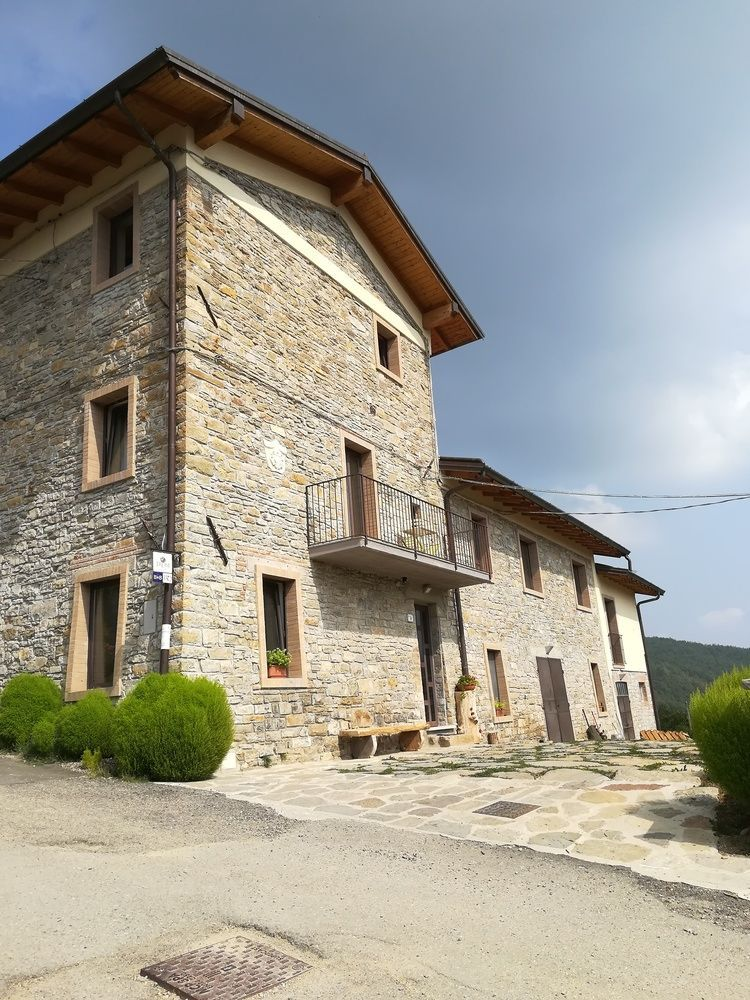 Interesante casa en Corniglio