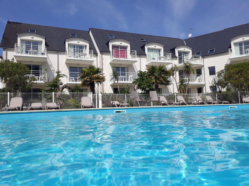 Alojamiento para 6 personas con piscina